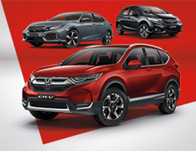 Hurry in for a great deal at Bunbury Honda
