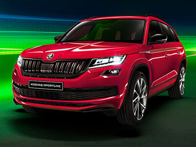 See the Latest Factory Offer available at Rex Gorell ŠKODA