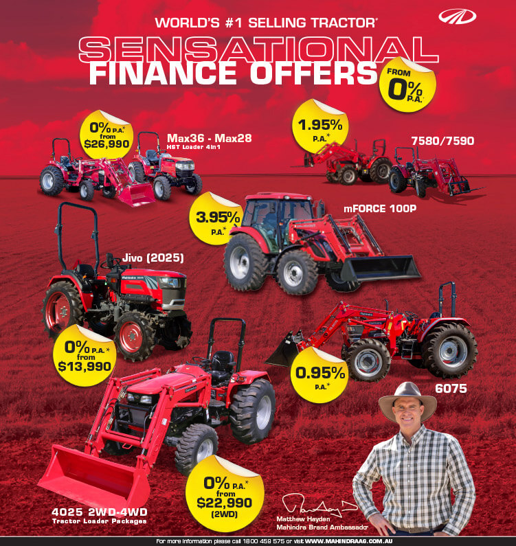 Mahindra AG February Offers