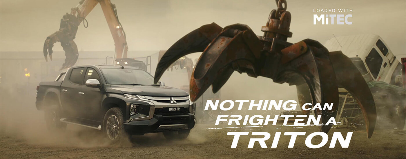 Nothing Can Frighten A Triton