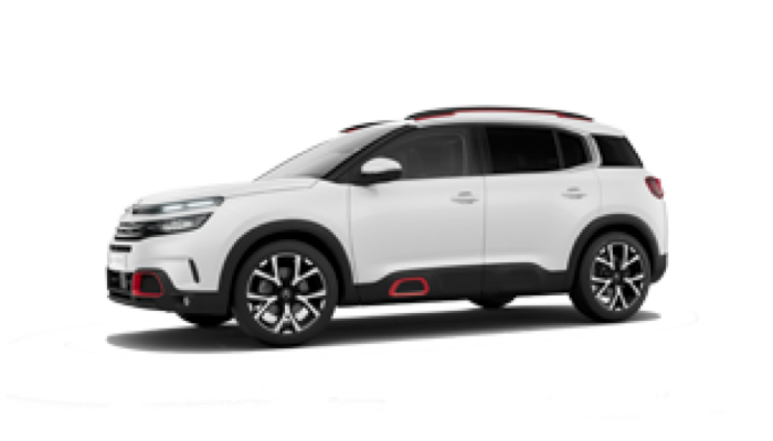 ALL-NEW C5 AIRCROSS
