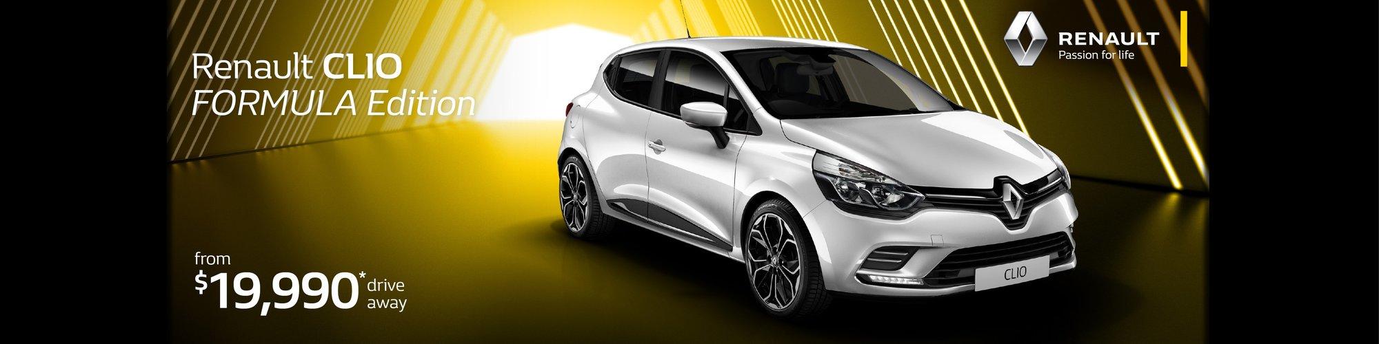 Renault Clio Formula edition