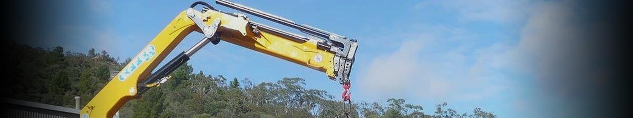 Crane Services Darwin | Parts, repairs & Sales Darwin
