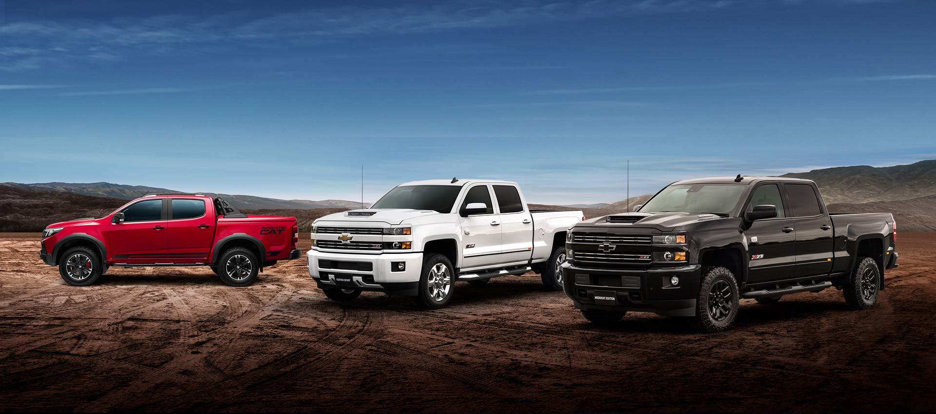 HSV Trucks