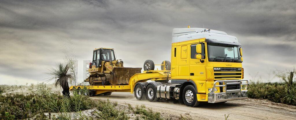 DAF XF105 Truck - Kenworth DAF Melbourne