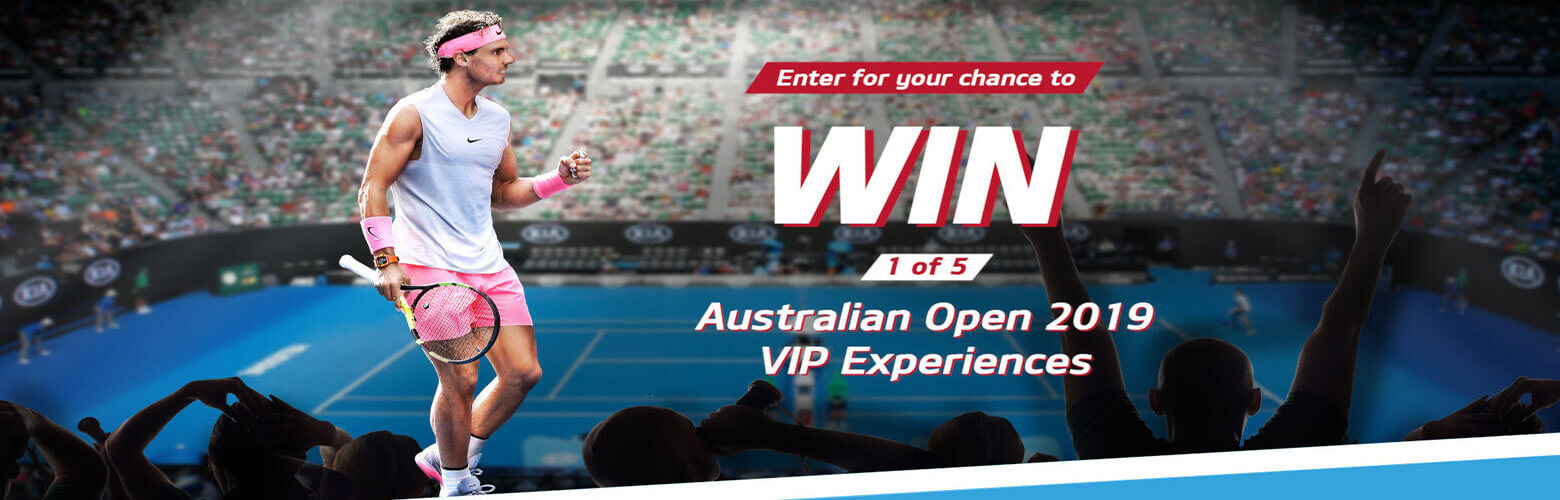 AUS Open WIN