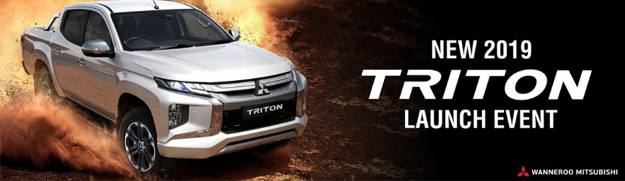 Wanneroo Mitsubishi Triton Launch
