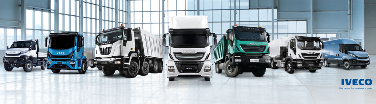 Welcome to Iveco