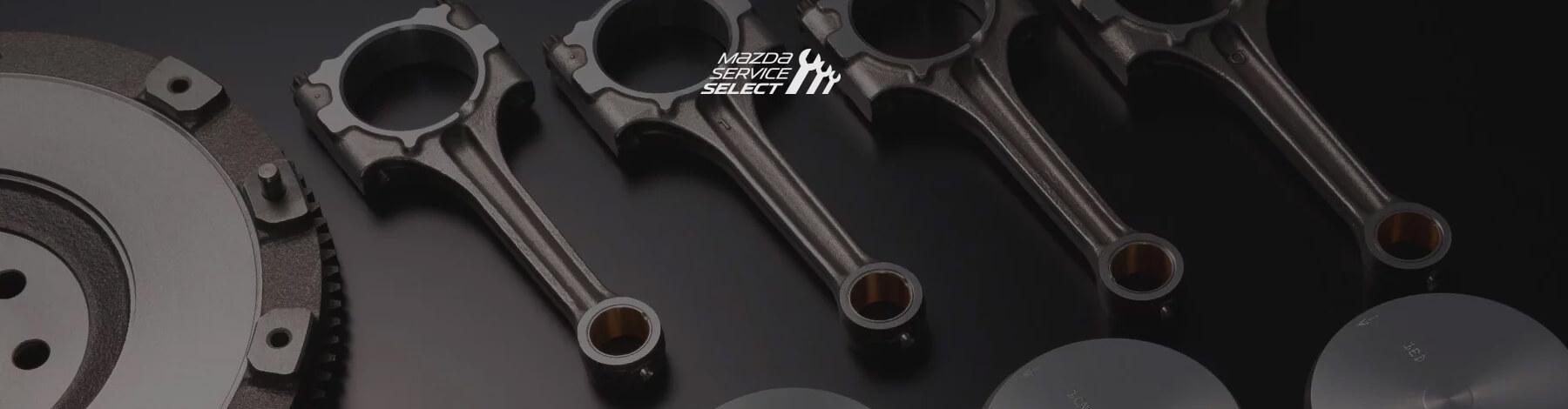 Mazda Service Select