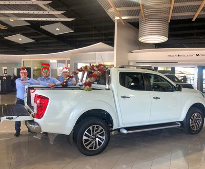 Fill the Navara image
