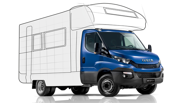 New Daily Motorhome