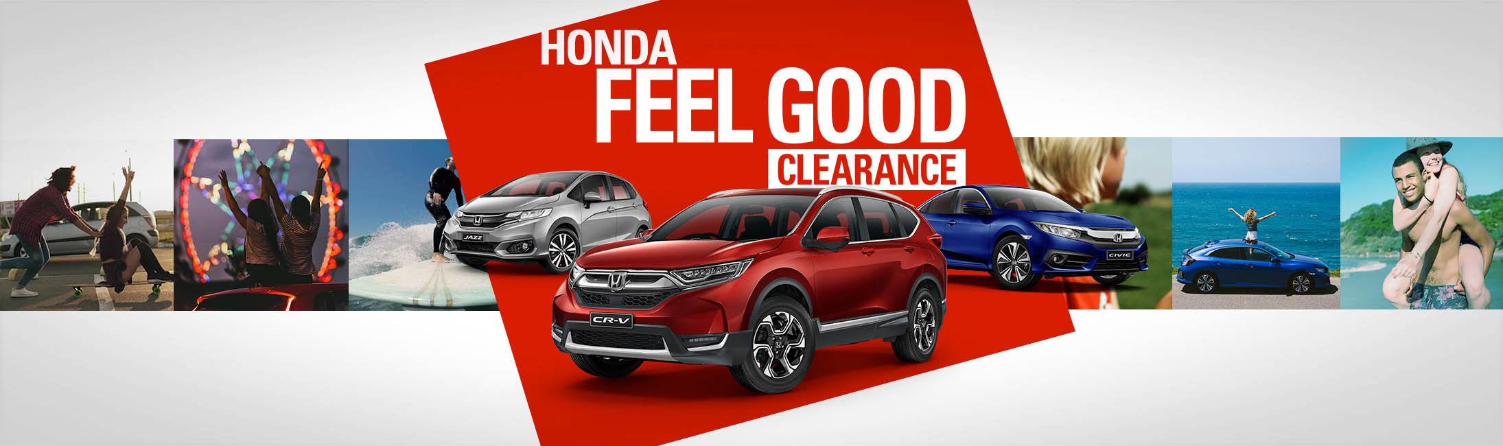 Honda-Feel Good Clearance