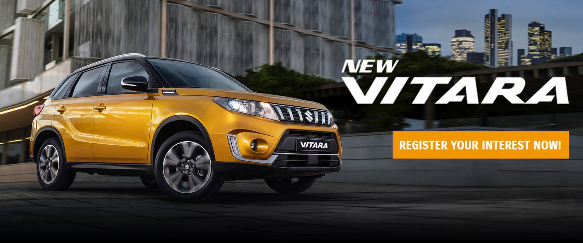 New Vitara Coming Soon