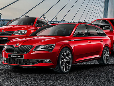 See the Latest Factory Offer available at Brian Hilton ŠKODA