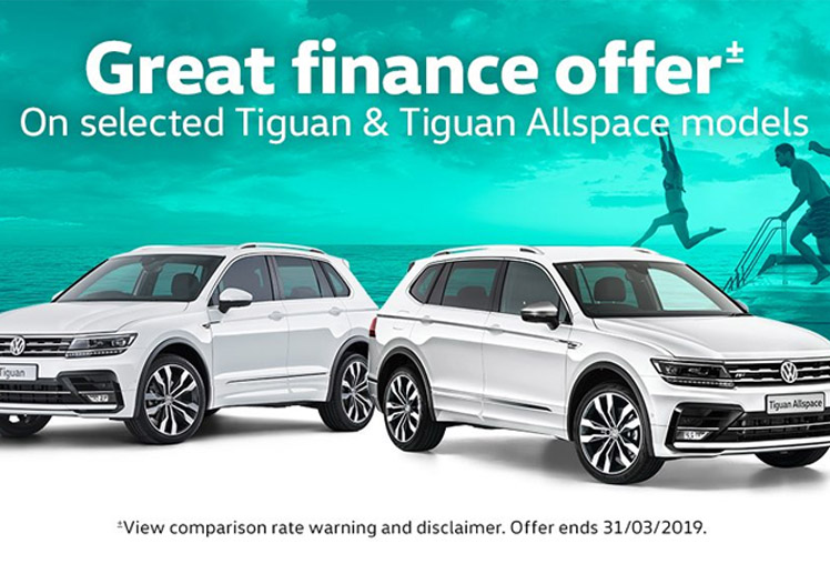 Check out our great deals across the Volkswagen model range.