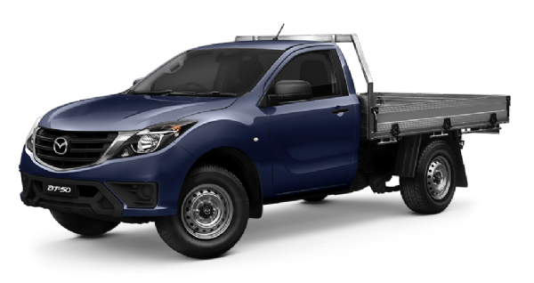 Mazda BT-50 Single Cab 4x4 XT