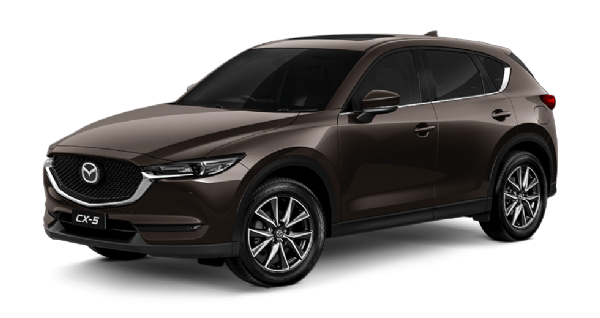 Mazda CX-5 GT Brown