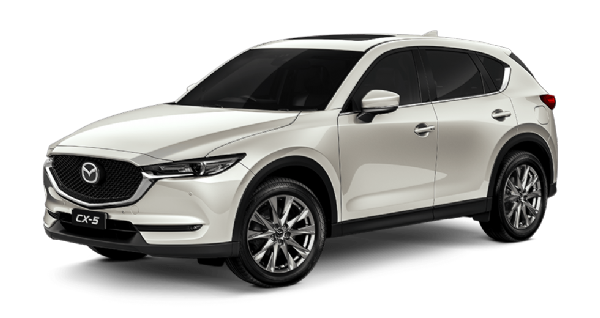 Mazda CX-5 Akera AWD Auto Petrol Turbo