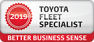 Toyota 2019 Fleet Specialist