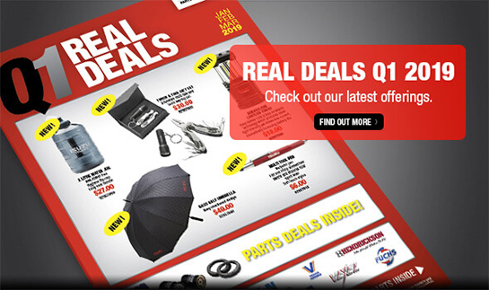 Isuzu Truck Parts - Real Deals
