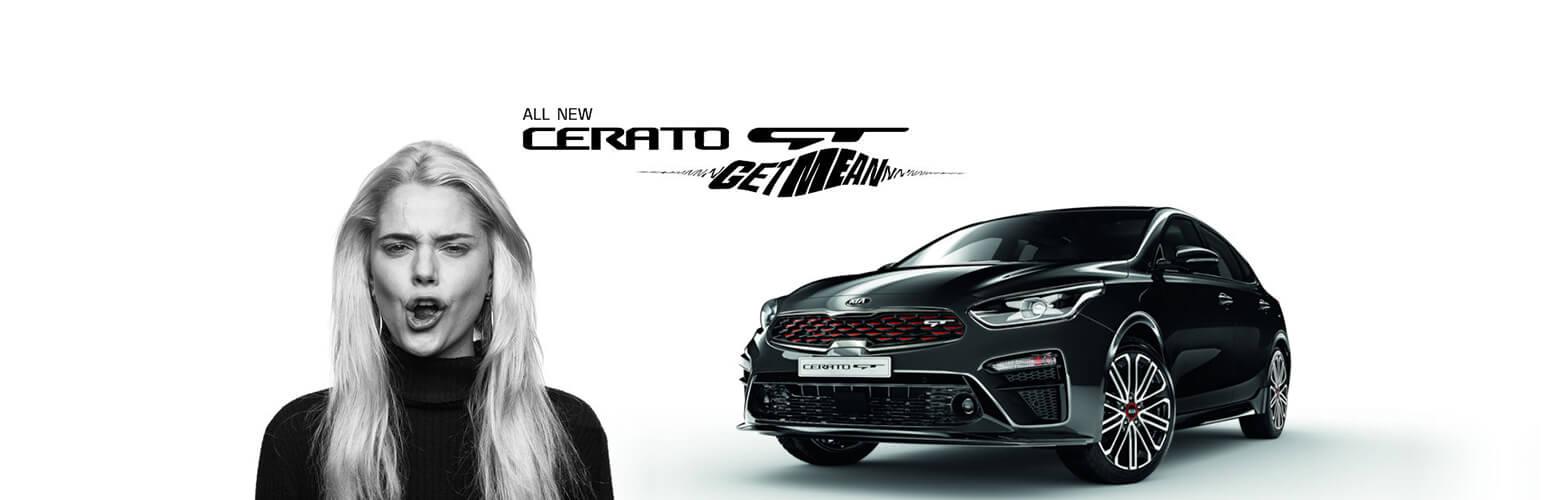 All New Cerato GT