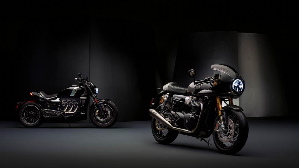 Triumph Factory Customs Announced