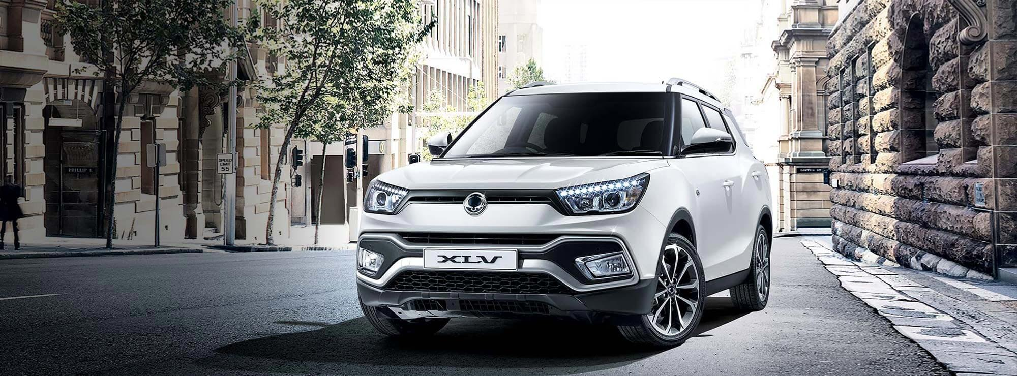 ALL NEW TIVOLI XLV