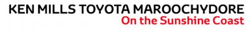 Ken Mills Toyota Maroochydore Dealer Logo