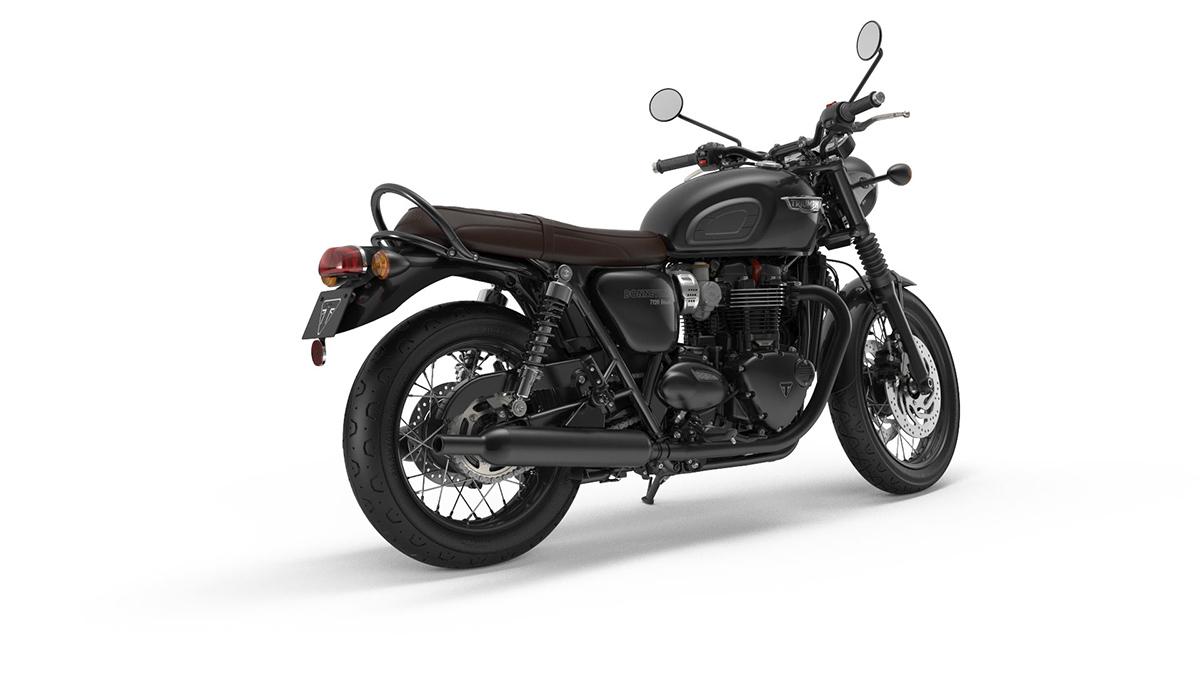 Triumph Bonneville T120 Black For Sale In Brisbane Qld Australia