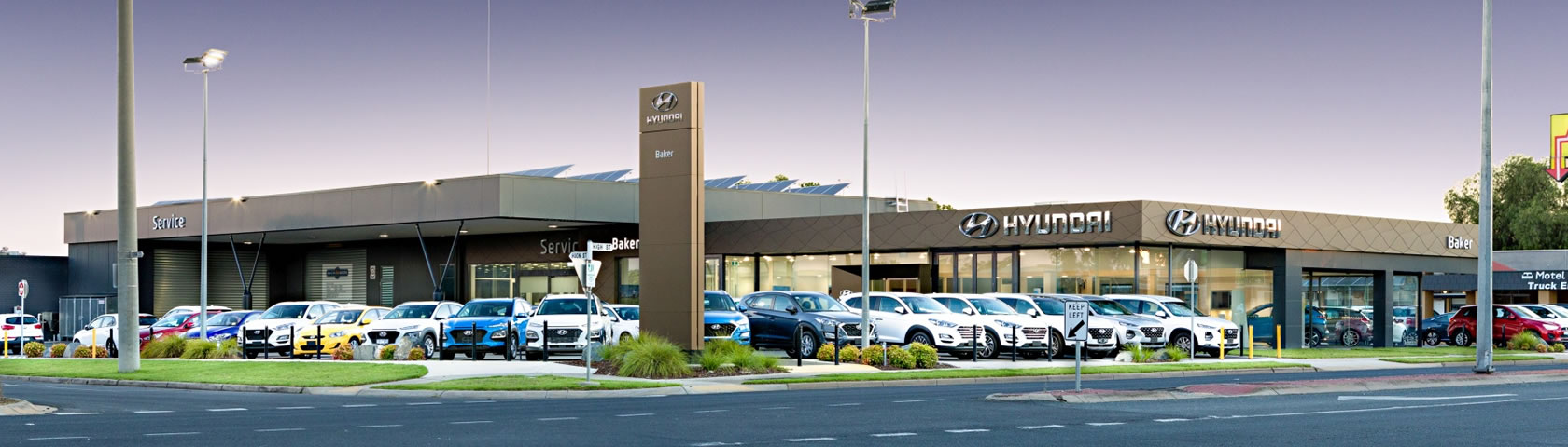 Baker Hyundai Wodonga - Contact Us