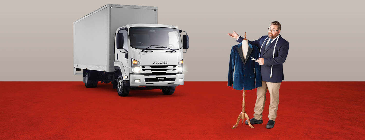 Isuzu Trucks F Series | The Tailored Truck