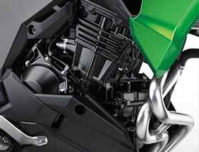 Kawasaki-2018 VERSYS-X 300