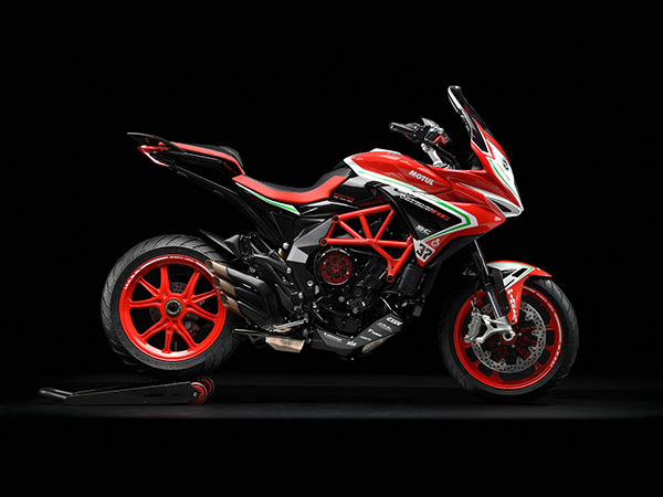 Limited Edition MV Agusta Turismo Veloce SCS RC Touches Down!