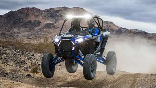 Polaris-RZR XP® TURBO S