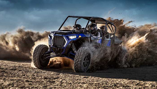 Polaris-RZR XP® 4 TURBO S