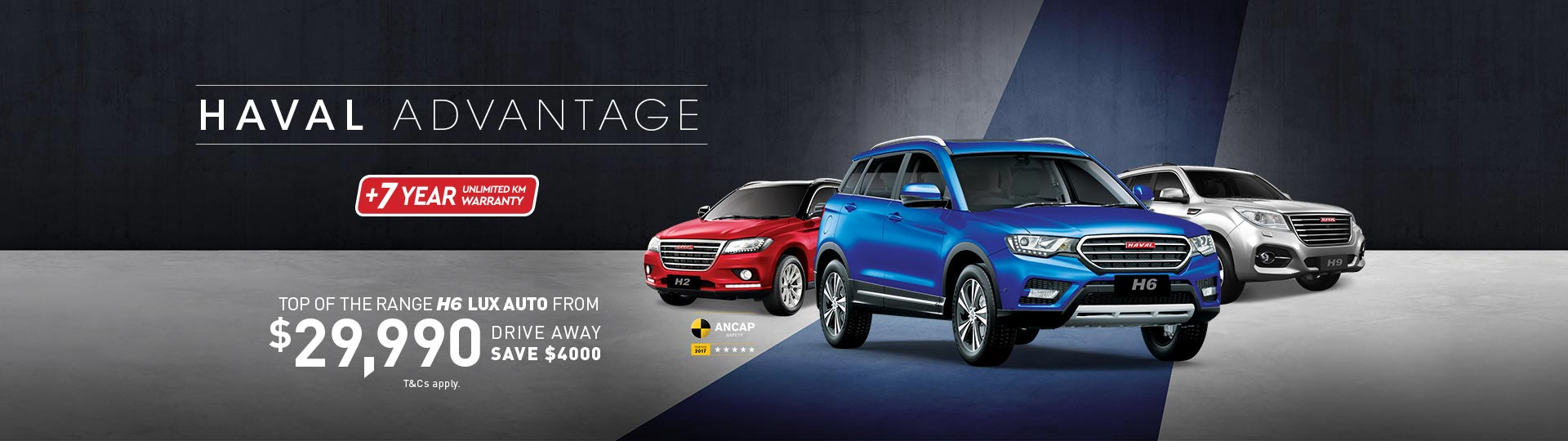 HAVAL Advantage