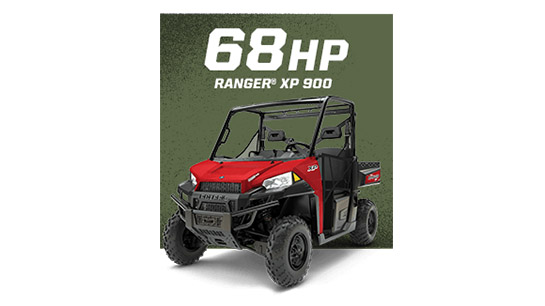 Polaris-RANGER XP® 900 EPS