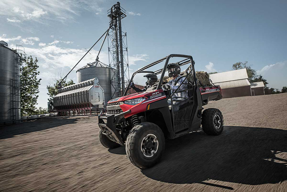 Polaris RANGER XP 1000 HD EPS for sale in Gold Coast QLD