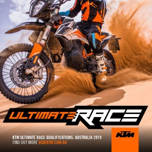 KTM'S ULTIMATE RACE