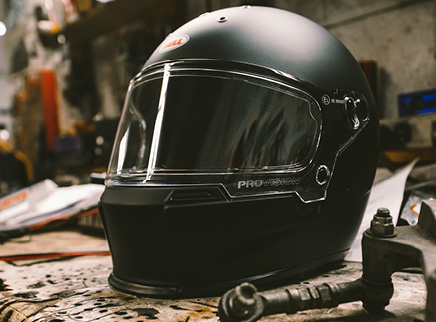 PRODUCT OF THE MONTH: BELL ELIMINATOR HELMET