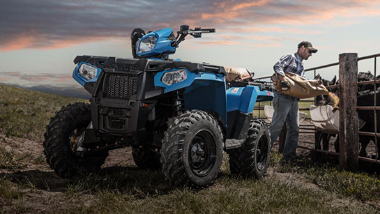 Polaris-SPORTSMAN® 450 EPS