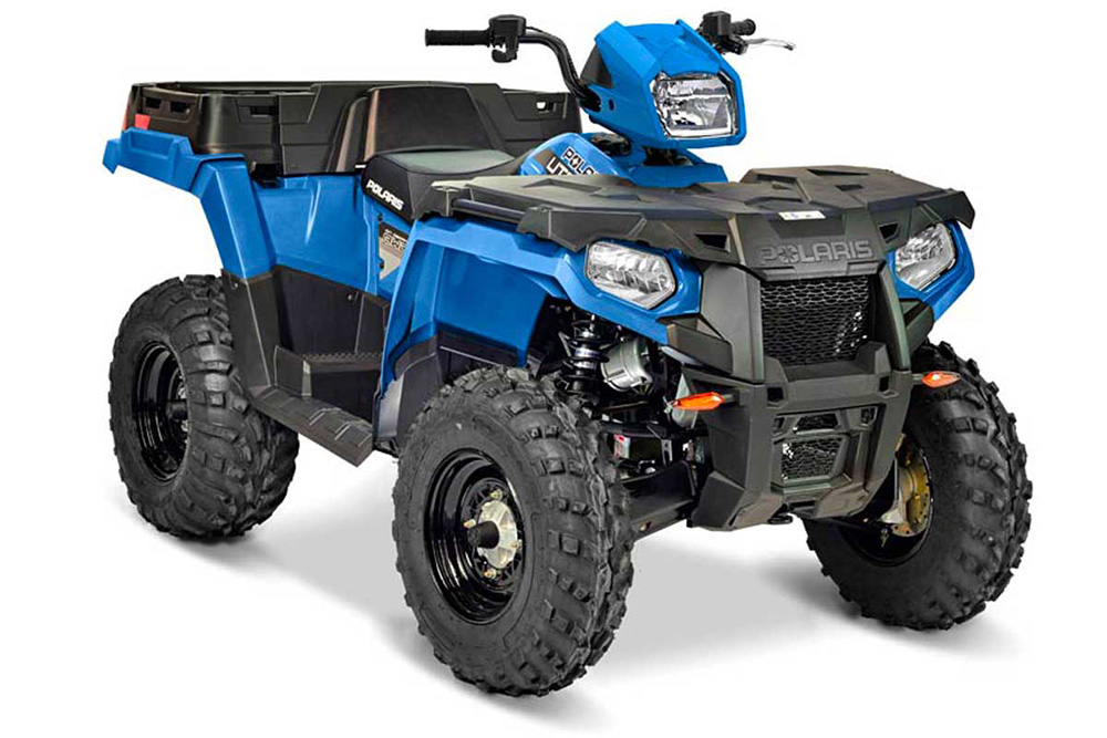 Polaris Ute 570 Heavy Duty Velocity Blue