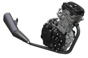 Suzuki-2019 GSX-S125