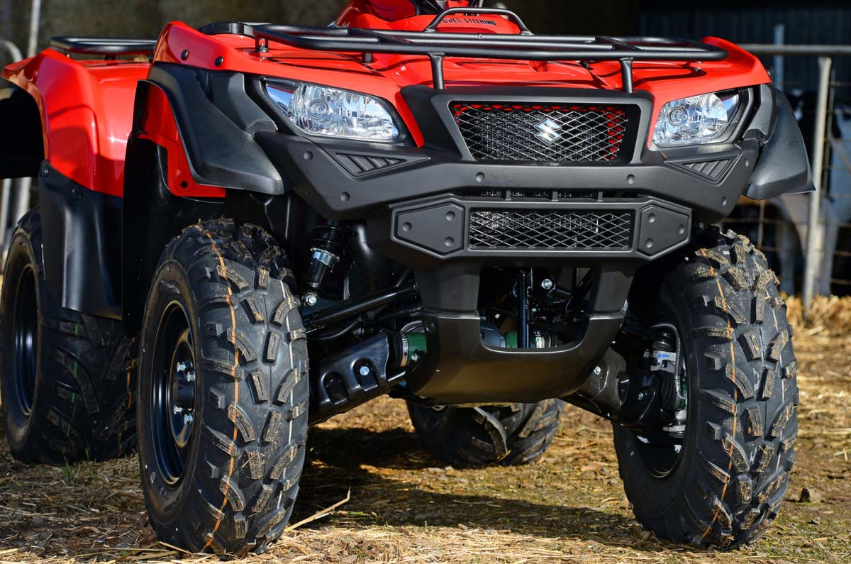 Suzuki KingQuad 750AXi 4x4 Power Steering for sale in South