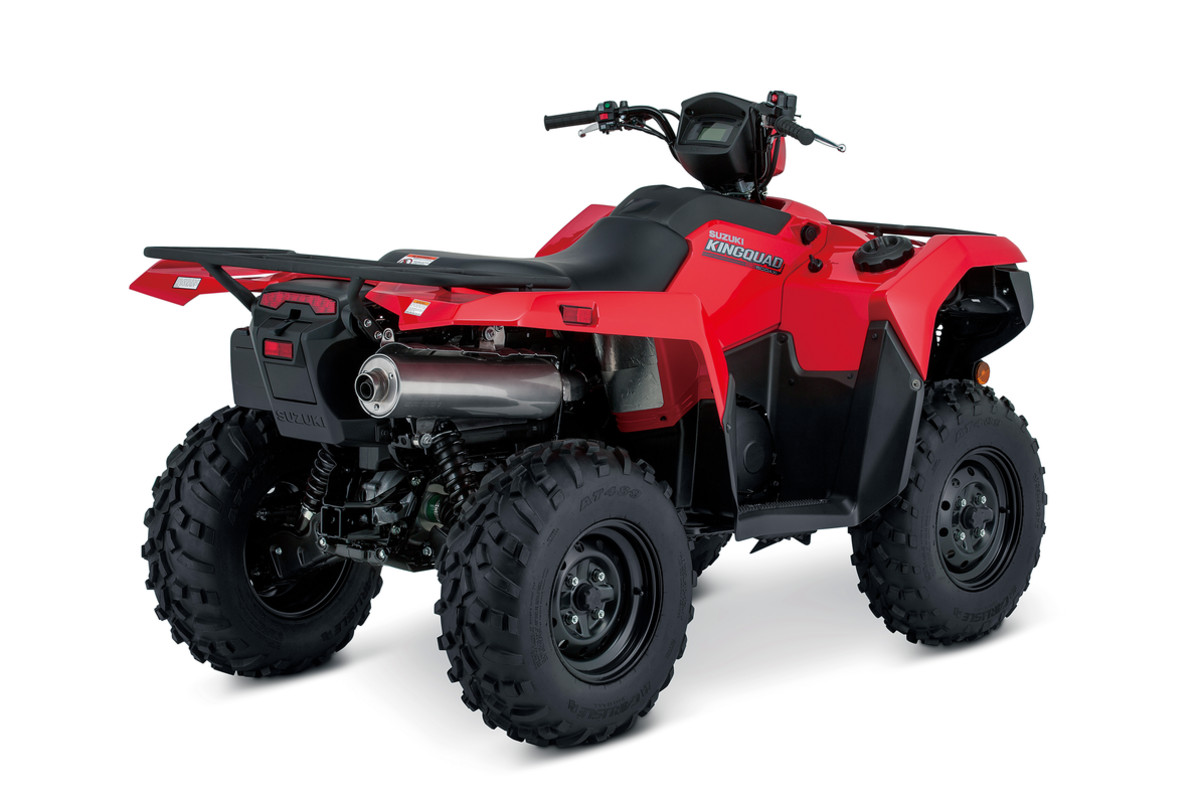 Suzuki KingQuad 500AXi 4x4 Power Steering for sale in