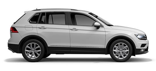 Volkswagen Tiguan 132TSI Comfortline Offers
