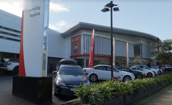 Hornsby Toyota