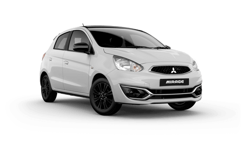 mirage-hatch-2019-black-edition-2wd-white image