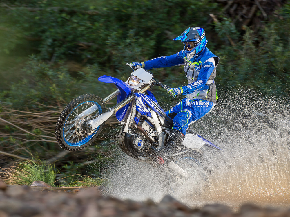 NEW 2019 YAMAHA WR450F ARRIVING SOON!