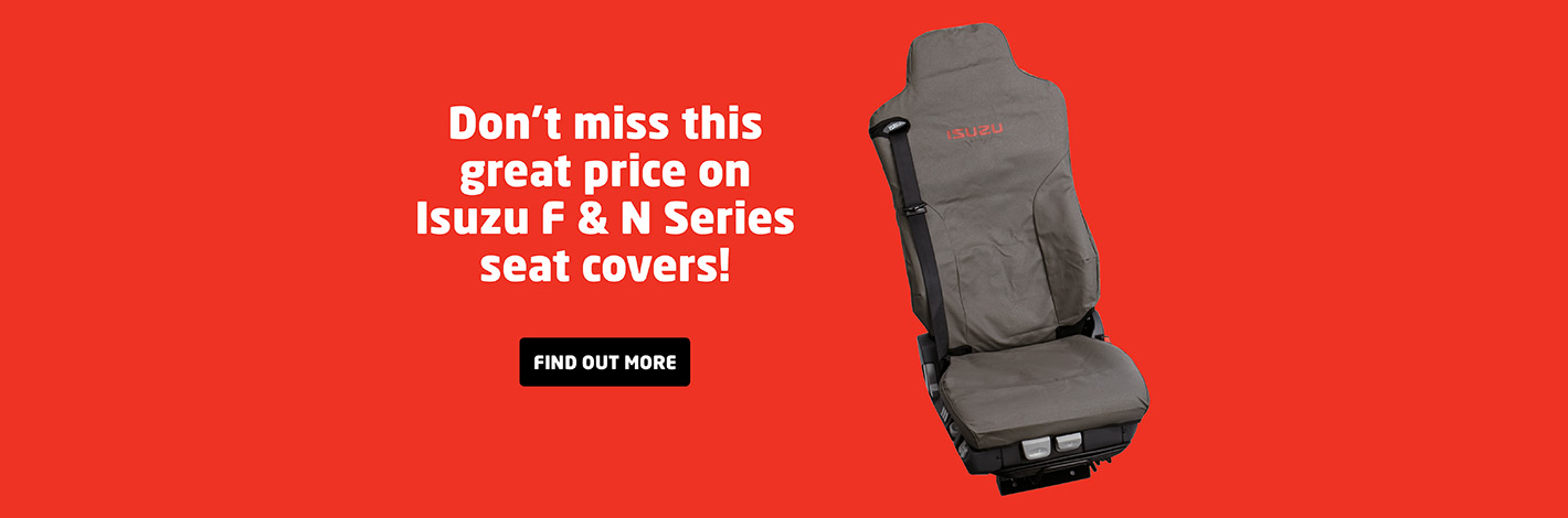 Madill Isuzu - Seat Covers
